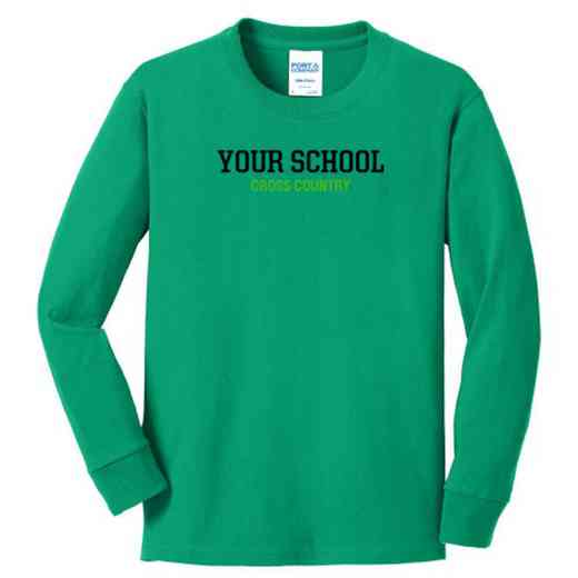 Cross Country Youth Classic Fit Long Sleeve T-shirt