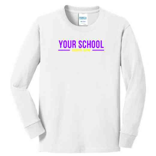 Debate Team Youth Classic Fit Long Sleeve T-shirt