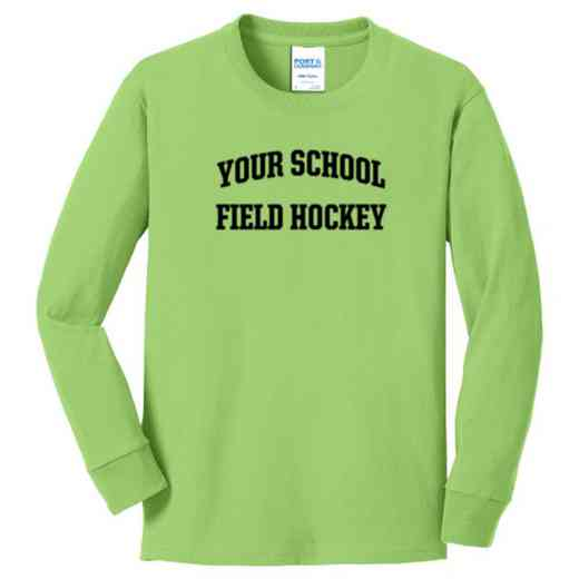 Field Hockey Youth Classic Fit Long Sleeve T-shirt