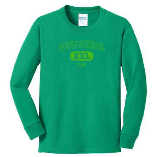 Staff Youth Classic Fit Long Sleeve T-shirt