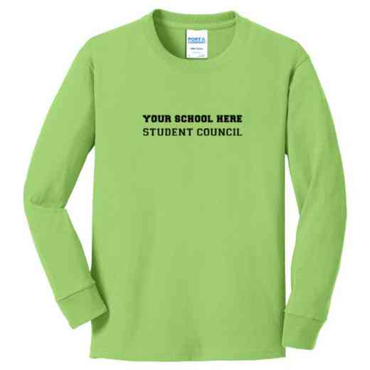 Student Council Youth Classic Fit Long Sleeve T-shirt