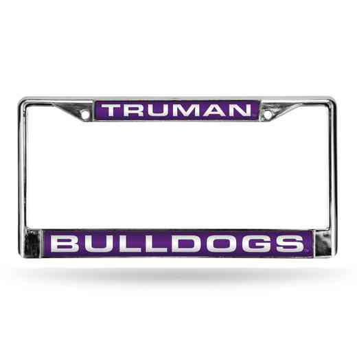 FCL390801: NCAA-FCL Chrome Lsr License FrmTruman ST