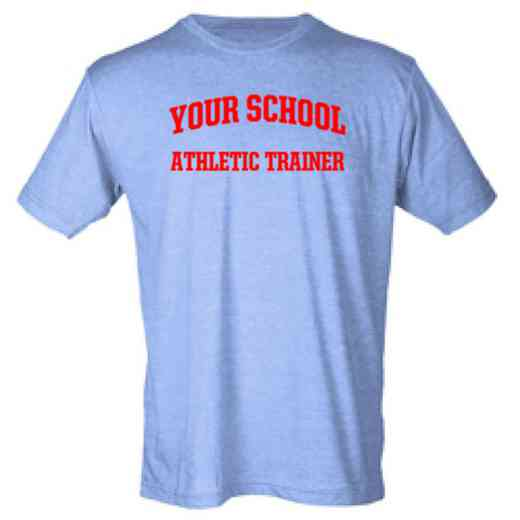 Athletic Trainer Mens Heather Blend T-shirt