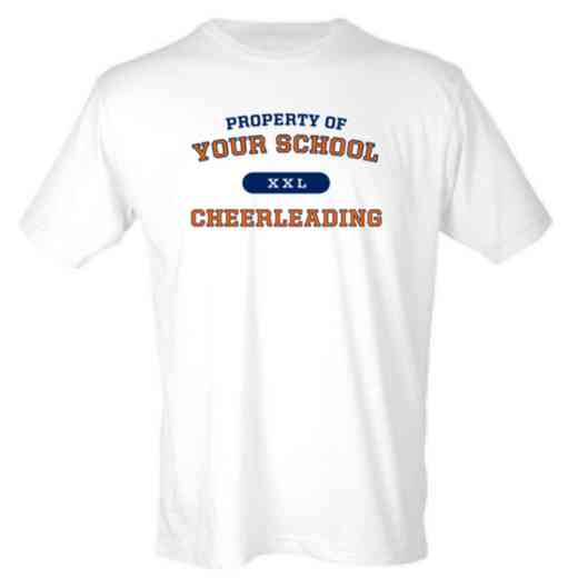 Cheerleading Mens Heather Blend T-shirt