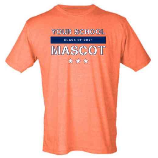 Class of  Mens Heather Blend T-shirt