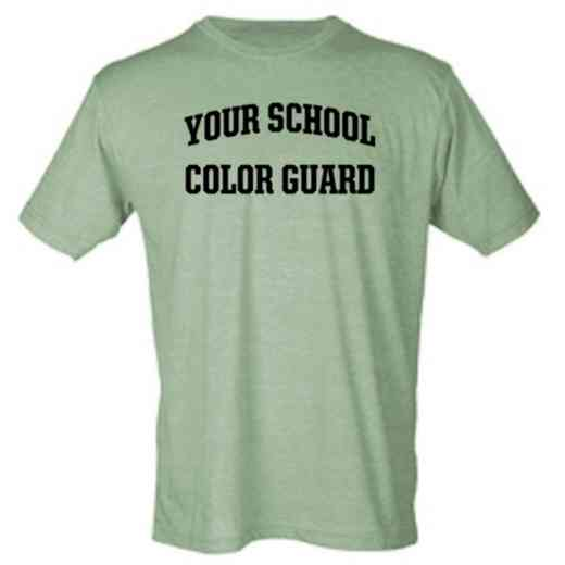 Color Guard Mens Heather Blend T-shirt
