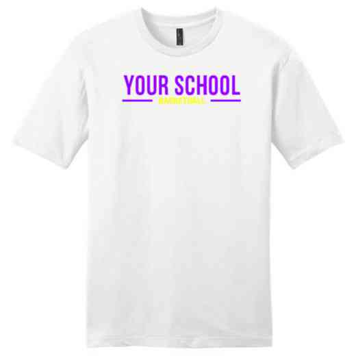 Basketball Fine Jersey T-Shirt