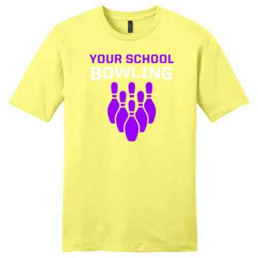 Bowling Fine Jersey T-Shirt