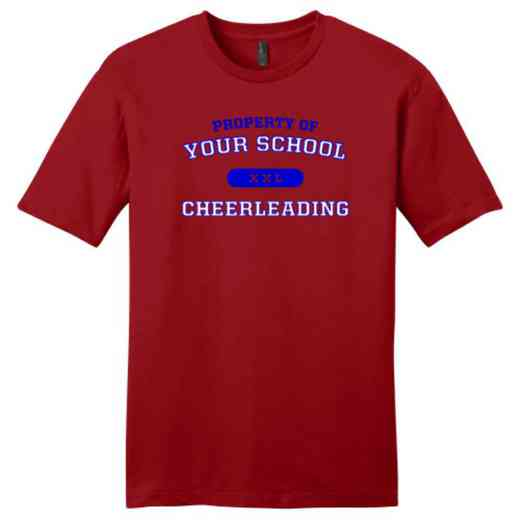Cheerleading Fine Jersey T-Shirt
