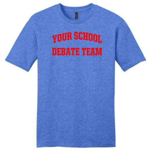Debate Team Fine Jersey T-Shirt