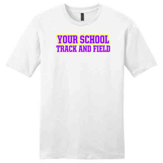 Track and Field Fine Jersey T-Shirt