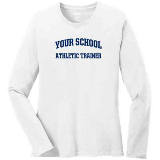 Athletic Trainer Women's Classic Fit Long Sleeve T-shirt