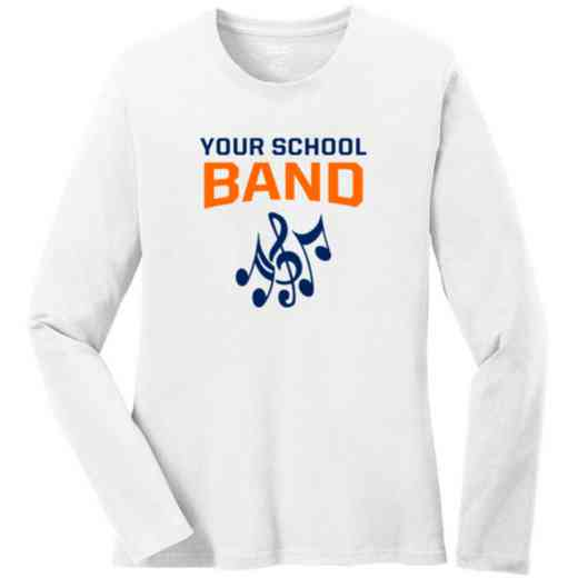 Band Women's Classic Fit Long Sleeve T-shirt