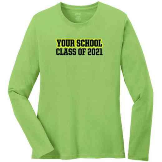 Class of  Women's Classic Fit Long Sleeve T-shirt