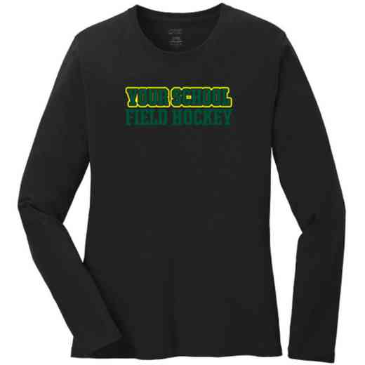 Field Hockey Women's Classic Fit Long Sleeve T-shirt