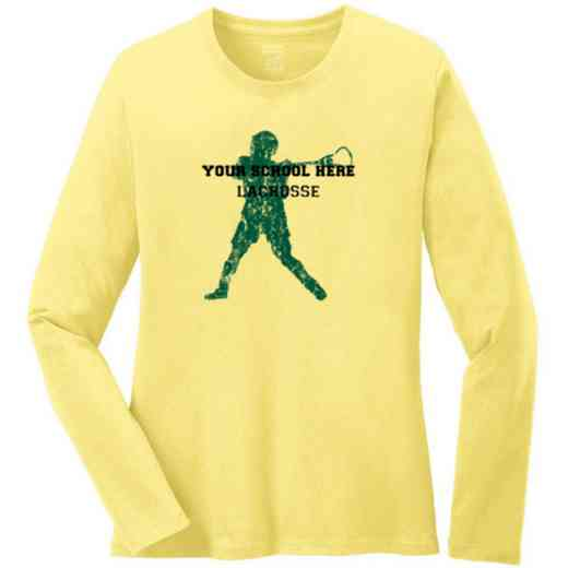Lacrosse Women's Classic Fit Long Sleeve T-shirt