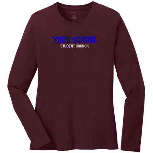 Student Council Women's Classic Fit Long Sleeve T-shirt