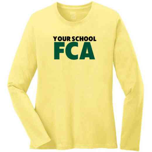 FCA Women's Classic Fit Long Sleeve T-shirt