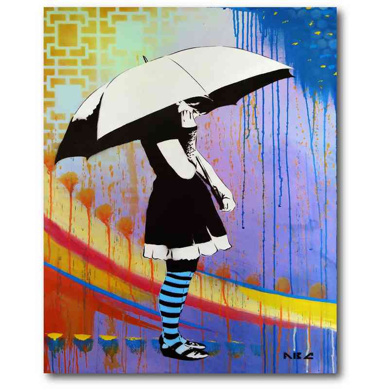 WEB-MV245-16x20: Waiting for the Rain, 16x20