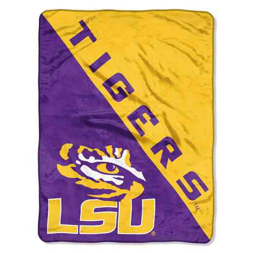 1COL059030046RET: COL 059 LSU Halftone Micro Throw
