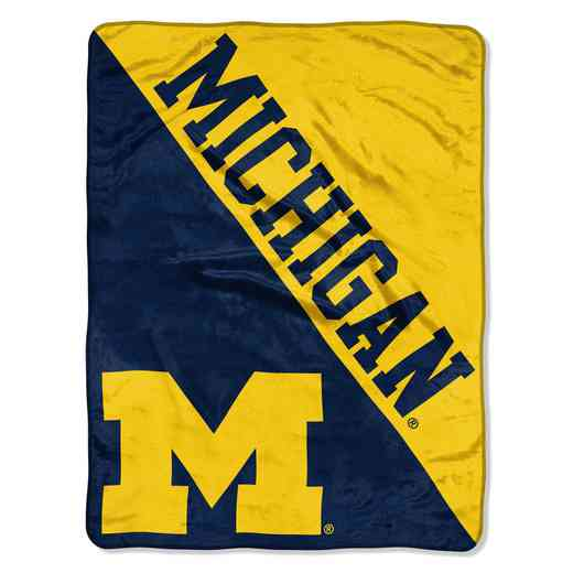 1COL059030021RET: COL 059 Michigan Halftone Micro Throw