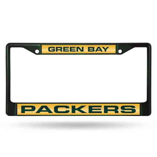 FNFCCL3302GR: NFL FCCL Lsr Color Chrome Frame Packers