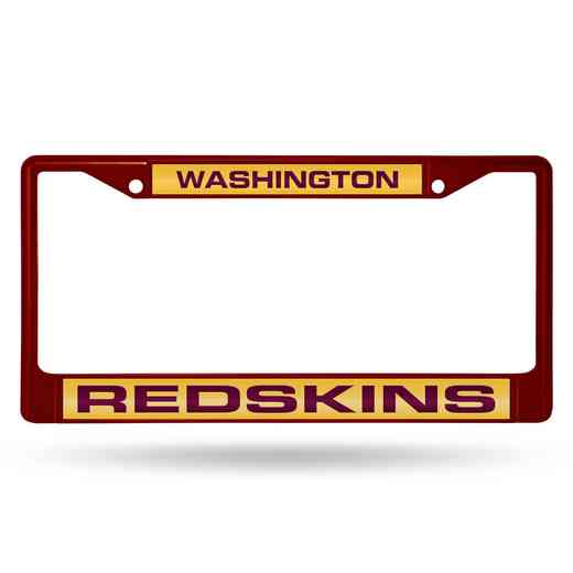 FNFCCL1004MR: NFL FCCL Lsr Color Chrome Frame Redskins
