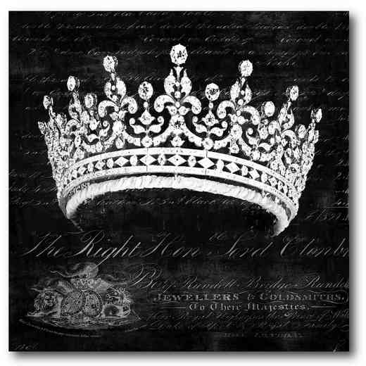 WEB-FD135-16x16: Crown Jewels, 16X16