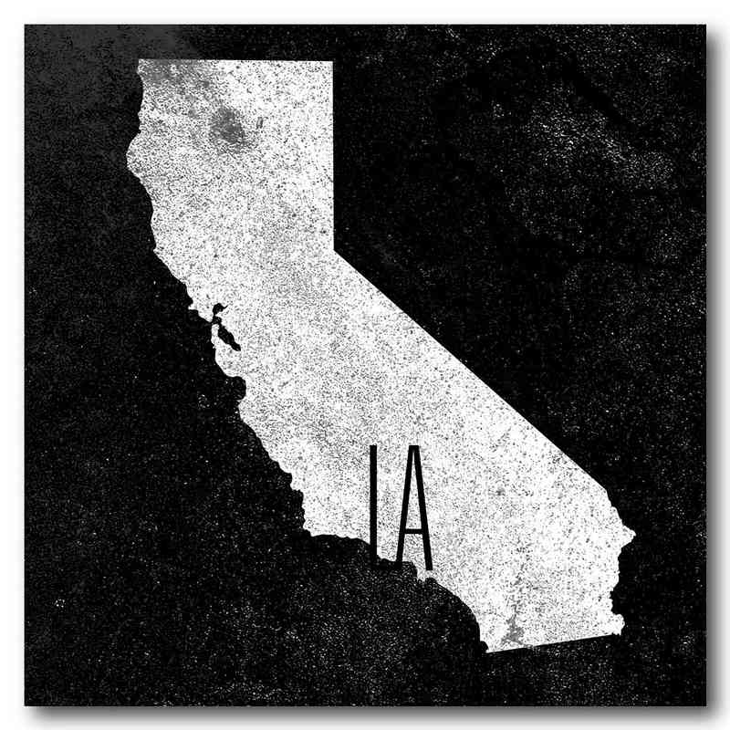 WEB-ST181-16x16: California , 16X16