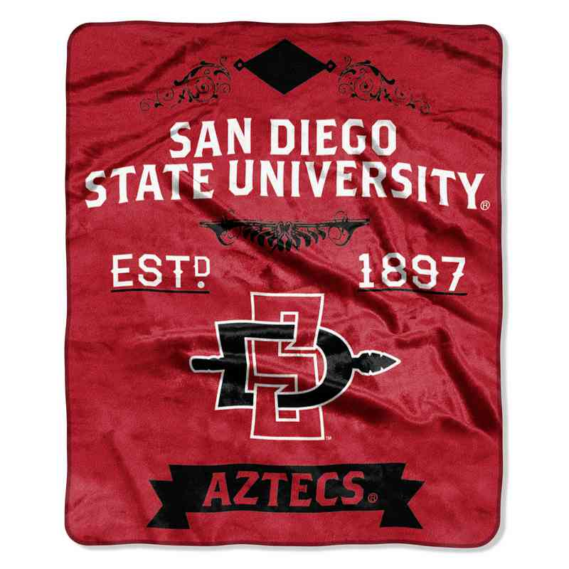 ade594710b7 1COL670000105RET  COL 670 San DiegoSt Univ. Label Raschel