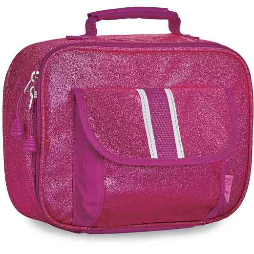 304008: Bixbee Sparkalicious Ruby Raspberry Lunchbox