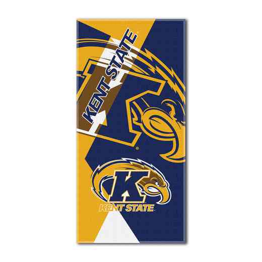 1COL622000176RET: COL 622 Kent State Puzzle Beach Towel