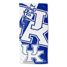 1COL622000020RET: COL 622 Kentucky Puzzle Beach Towel