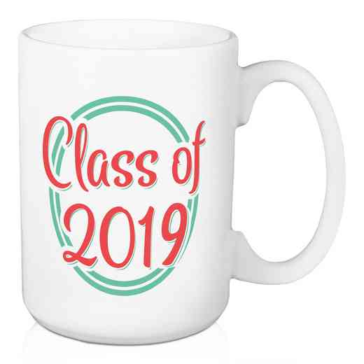 Personalized Mug - Class of: Unisex