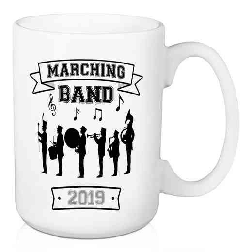 Personalized Mug - Marching band: Unisex