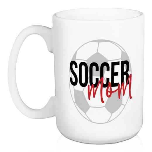 4628-D: Personalized Mug - Soccer Mom