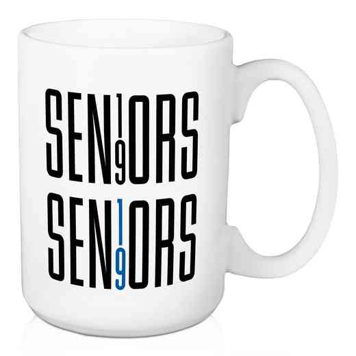 Personalized Mug - Seniors: Unisex