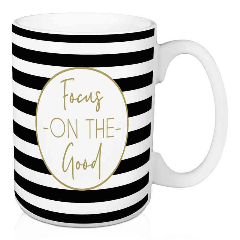 Mug- Focus on the Good: Unisex