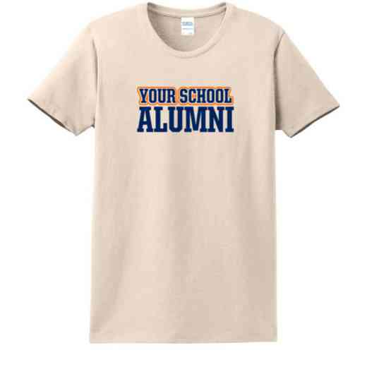 Alumni Women's Classic Fit Heavyweight Cotton T-shirt