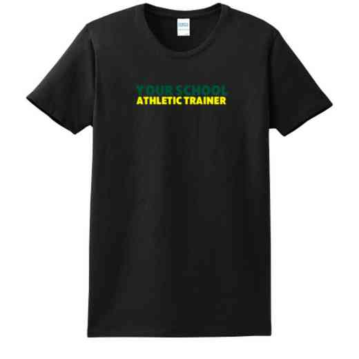 Athletic Trainer Women's Classic Fit Heavyweight Cotton T-shirt