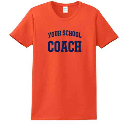 Coach Women's Classic Fit Heavyweight Cotton T-shirt