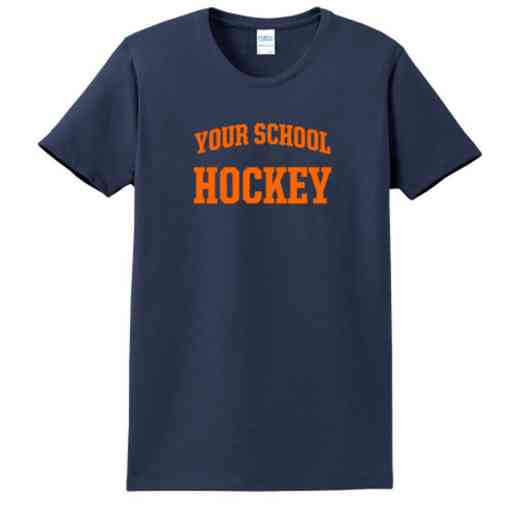 Hockey Women's Classic Fit Heavyweight Cotton T-shirt