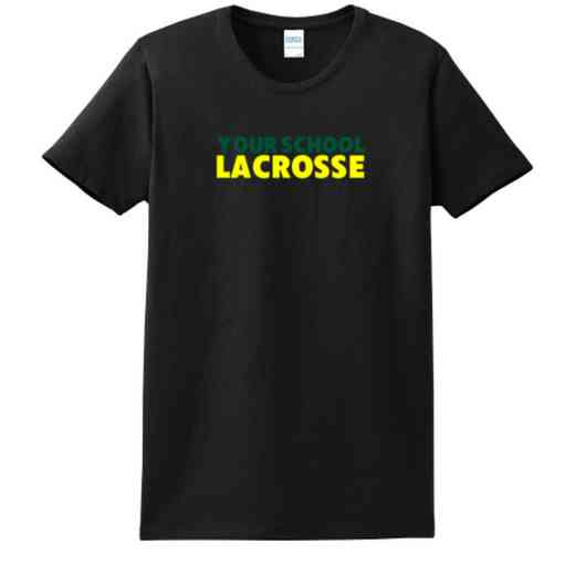 Lacrosse Women's Classic Fit Heavyweight Cotton T-shirt