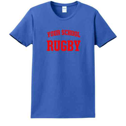 Rugby Women's Classic Fit Heavyweight Cotton T-shirt