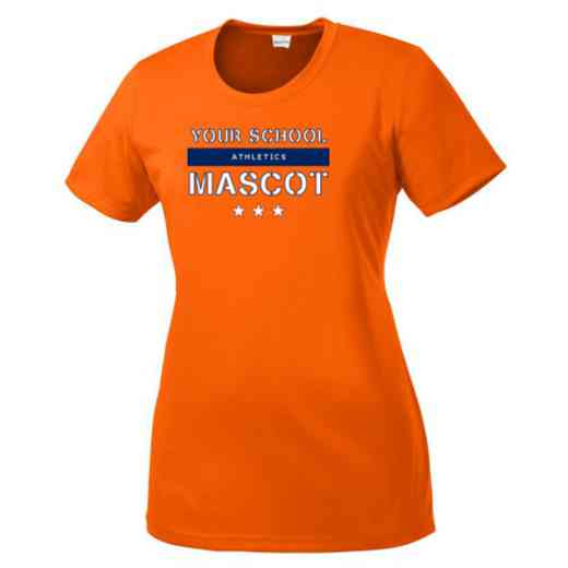 Athletics Womens Competitor T-shirt