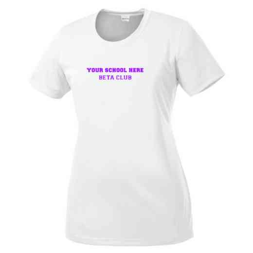 Beta Club Womens Competitor T-shirt