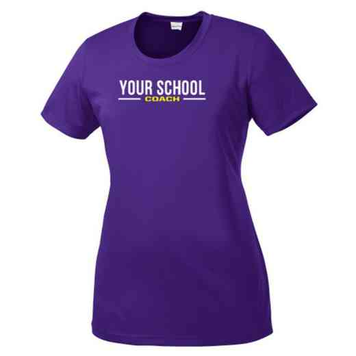Coach Womens Competitor T-shirt