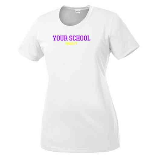 Faculty Womens Competitor T-shirt