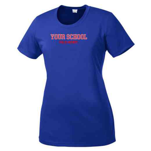 Field Hockey Womens Competitor T-shirt