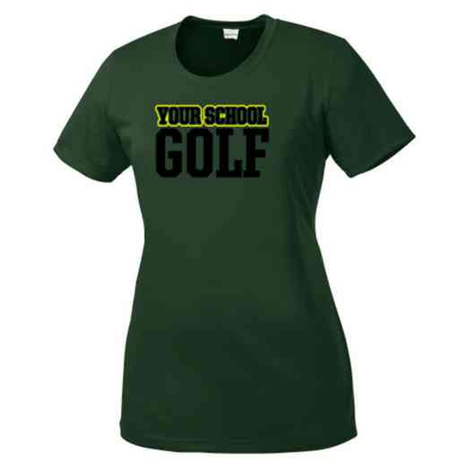 Golf Womens Competitor T-shirt